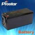 12v 200ah agm deep- bateria de ciclo para sistemas solares/ups/turbina eólica/marine/cadeiras de rodas/roberts