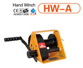 types of mini hand winch