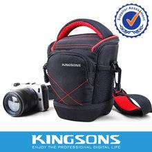 Triangle camera case bag