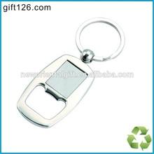 Wholesale Custom blank opener metal key chains