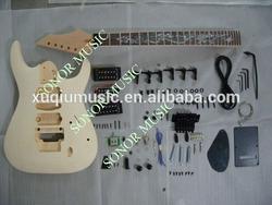 China Diy Guitar Kits With Dragon Inlays