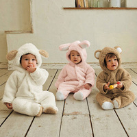 Gift toddler animal soft suit boys wear wholesale baby clothes low price china SV005481