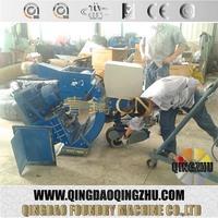 Road Surface Shot Blasting Machine/Blast Cleaning Equipment Concrete Floor