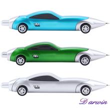 New innovative stationery product plastic novelty car shaped pen
