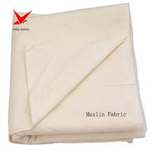 Cotton organic muslin fabric, 100% Cotton 30x30 68x68, 136T