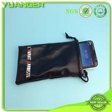 hot sale printed black waterproof mobilem cell phone bag for waterproof