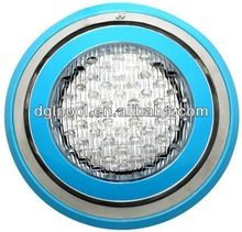 Stainless steel swimming pool LED underwater light