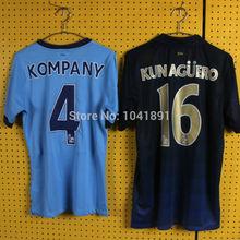 2014 2015 club manchester man city football shirt kits thailand quality soccer jersey man city 14 15