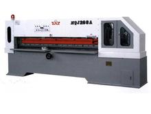 Pneumatic veneer cutter/clipper machine