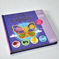 professionale laminazione lucida cartone animato hardcover bambini libretto