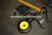 Australia stanley 6 cuft poly wheel barrow AWB6P concrete building