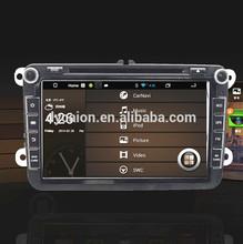 Passat android/dvd car volkswagen/car radio touch screen