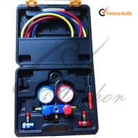 Air Conditioning Tool Kit, R134a Manifold Gauge Set