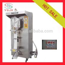 automatic liquid / milk sachet packing machine