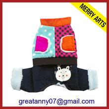 Yiwu Merry factory direct wholesale heavy winter clothing pet dog modern clothing