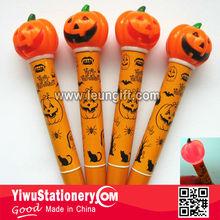 novelty lighted halloween pumpkin pen