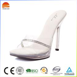 Elegant ladies high heel sandal women high heel shoes mature sexy ladies high heel sandals