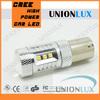 12v car led back-up lights wholesale 1156 22W led tuning light with lens