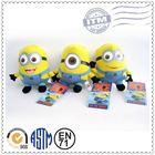 Factory direct sale New design plush toy despicable me minion moscot