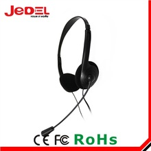 Factory price cheap bulk headphones from shenzhen computer accessories factory