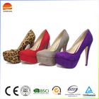 Fashion platform shoes double waterproof super high heels