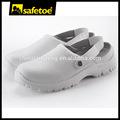 Zapatos de enfermería hospitalaria, sandalias de médicos, médico zapatos de los hombres l-7096