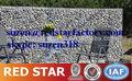 Blocs de mur de pierre 2.2mm 1*1*2m/mur de pierre gabion/mortier de pierre mur de soutènement