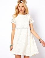 Latest wholesale bandage dress lace dress patterns cheap bandage dress street style ladies western dress designs A373
