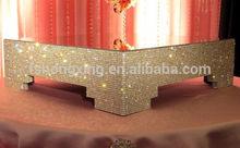 CD016 wholesale pedestal cake stand for wedding favor