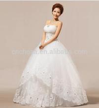Z52365A 2014 LATEST HOT SALE BEAUTIFUL WOMEN WEDDING DRESSES