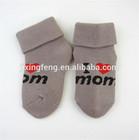 beautiful fancy sexy cotton latex rubber socks