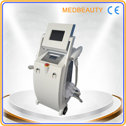 Most popular ipl rf laser hair removal paste with nd yag laser