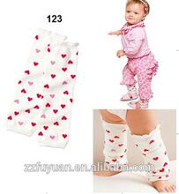 children leg warmer,cotton ankel socks, kid knee pads