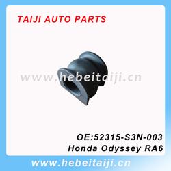 steering damper rubber bushing 52315-S3N-003 for honda
