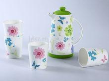 professional manufactory Korean tea set
