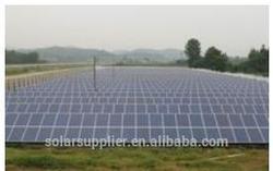 Electricity saving yingli solar system