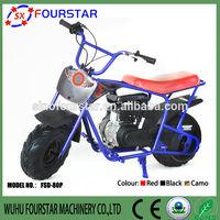 80cc engine mini motorcycle FSD80P