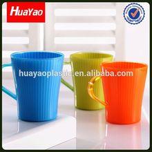 2014 food grade plastic water jug 600ml bpa free