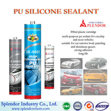 PU, POLYURETHANE SILICONE SEALANT, pu sealant with good raw material, pu sealant for windscreen