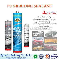 PU, POLYURETHANE SILICONE SEALANT, pu sealant with good raw material, pu sealant for windscreen