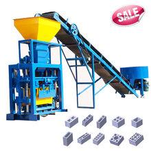Manual free burn low price lightweight foamed concrete brick machine machine block making