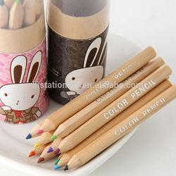 Mini color pencil in box