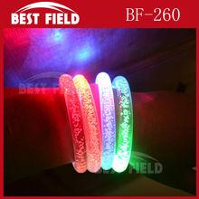 Premium led flashing Bracelets bubble led bracelet