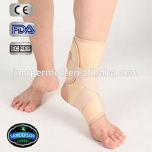 orthopedic neoprene waterproof velcro ankle brace