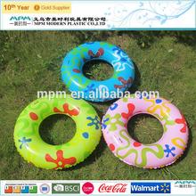 plastic pvc inflatable swim buoy