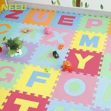 [NEEU] EVA alphabet learning toys mat