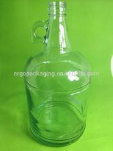 Argopackaging 1.5L screw cap wine glass bottles