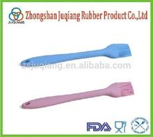 High Quality Durable&Easy Wash Pastry Sets FDA silicone scraper/brush/spatula