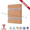 Melanine E1 board recyclable slate post caps double hook