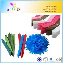Colorful tissue pom poms for party decoration,paper lanterns